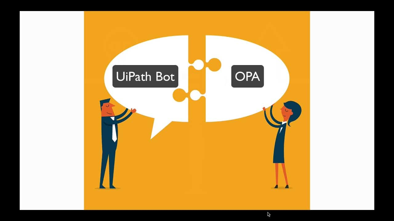 Speridian implemented a complex process automation solution using UiPath RPA technology, Oracle CX and OPA.