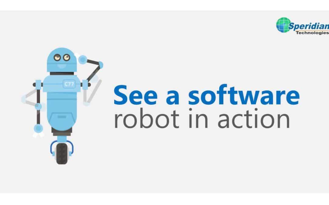 Speridian-Robotic-Process-Automation