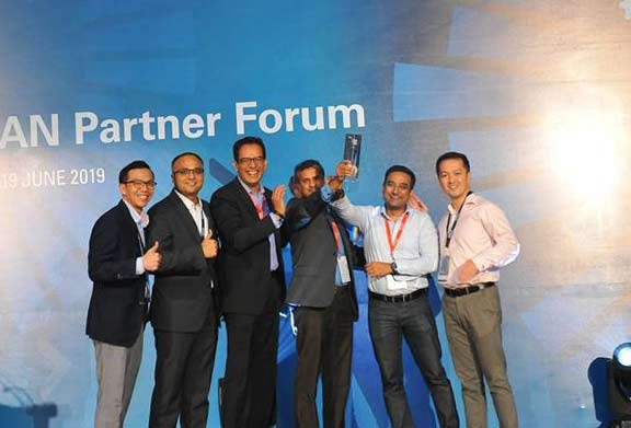 2019 CX partner of the year – ASEAN