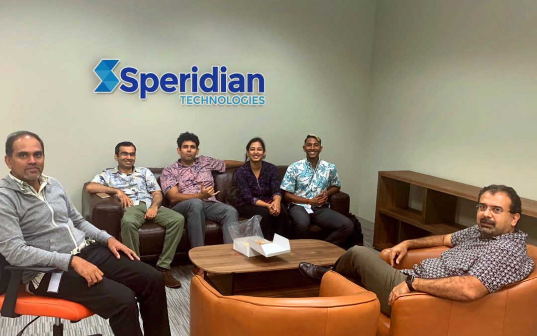 Welcome to Speridian Hawaii office