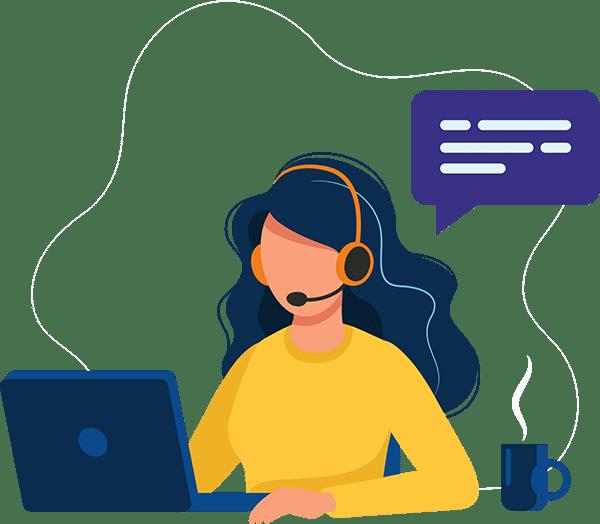 customer service field service management solution