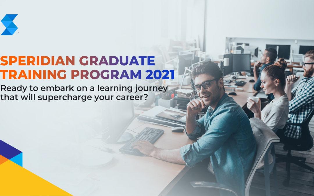 Software Engineer (Class of 2021)
