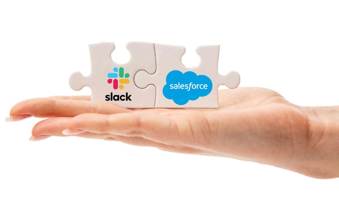 Slack Salesforce Integration Featured Image