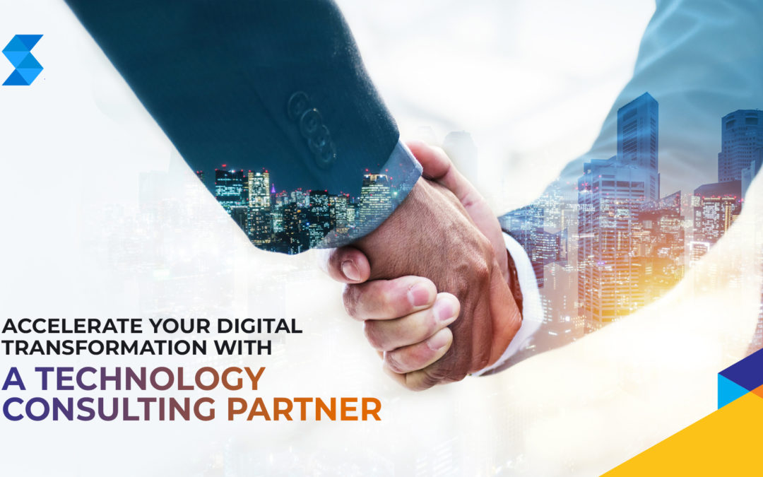 Accelerate your digital transformation with a technology consulting partner